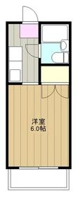 さがみ野駅 徒歩2分2階Fの間取り画像