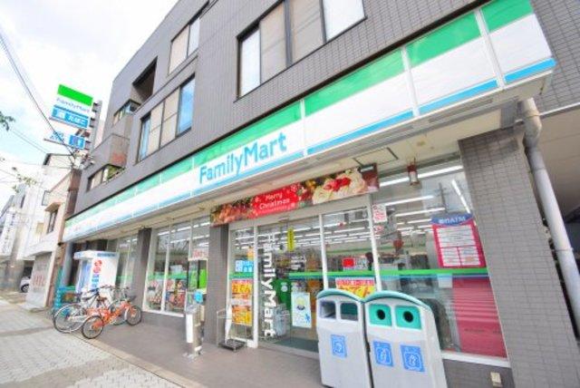 ファミリーマート阿倍野王子町店