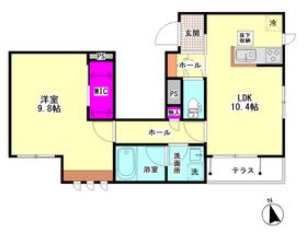 仮)大田区西糀谷1丁目シャーメゾン 102号室