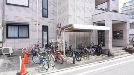 パーチェ東高円寺共用設備