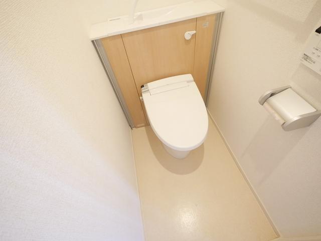 アバンサルⅠトイレ