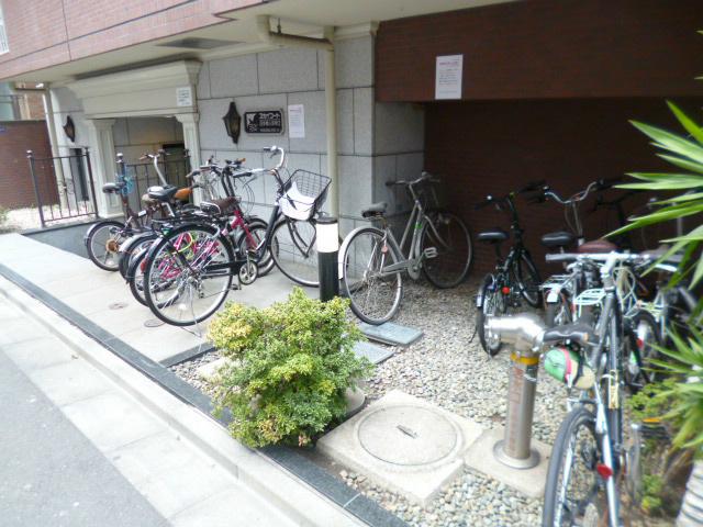 スカイコート日本橋人形町第2駐車場