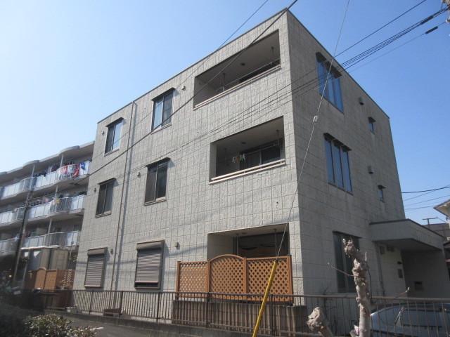 プリマヴェーラ鎌倉外観