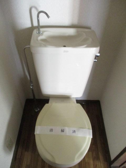 パサーニアトイレ