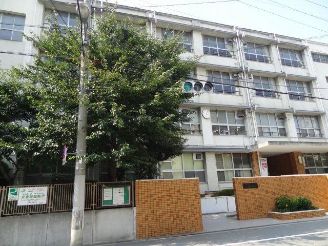 大阪市立八阪中学校