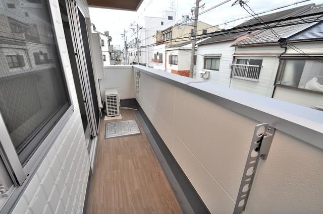 solana岸田堂 バルコニーは陽当たりが良く、洗濯物も気持ち良く乾きます。