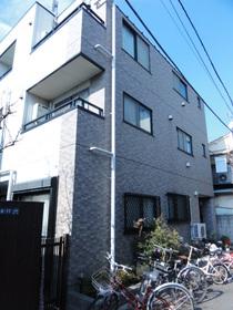 フローラ西蒲田の外観画像
