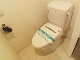 トイレも清潔感あふれます!
