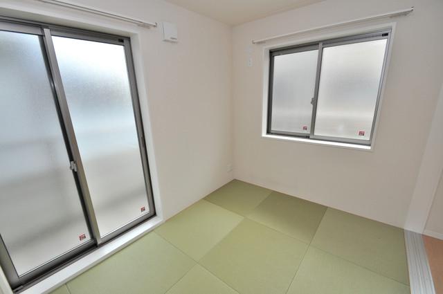 シャーメゾンアマヤハイツ 癒しの和室が2間もあります。