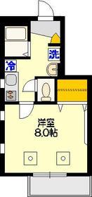グレイス・K3階Fの間取り画像