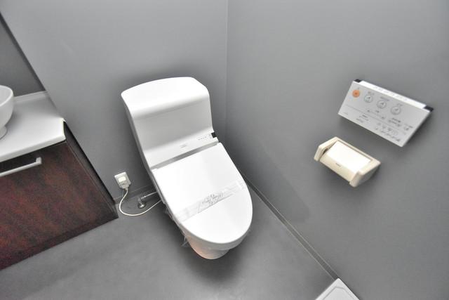 プログレス長瀬 トイレ