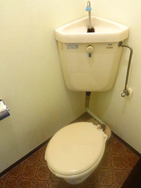 マルキハイツトイレ