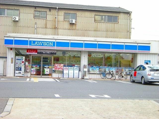 ローソン 佃中央通り店