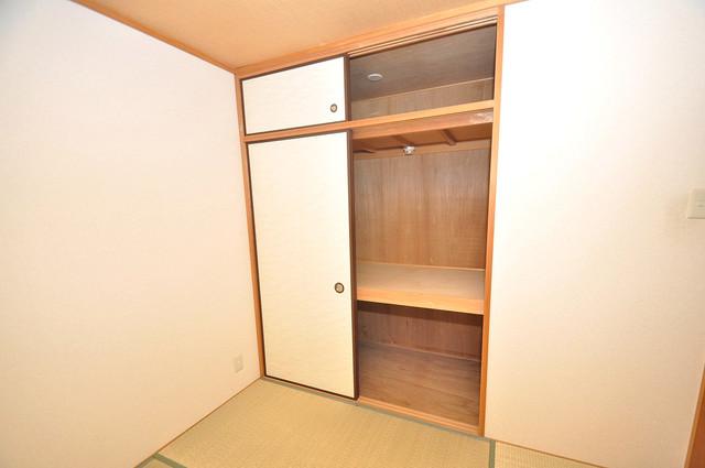 スパジオビィータ もちろん収納スペースも確保。いたれりつくせりのお部屋です。