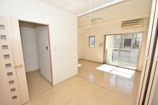 メゾン・ド・成屋大阪 解放感があるオシャレなお部屋です。