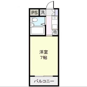 リージェンツプラザ上福岡3階Fの間取り画像