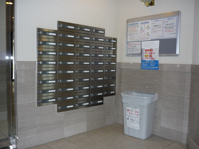 ミリオングランデ元赤坂ヒルズ1102号室共用設備