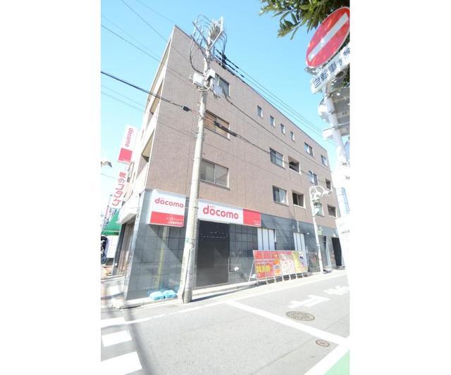 上板橋駅 徒歩1分の外観画像