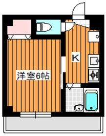 東武練馬駅 徒歩10分3階Fの間取り画像