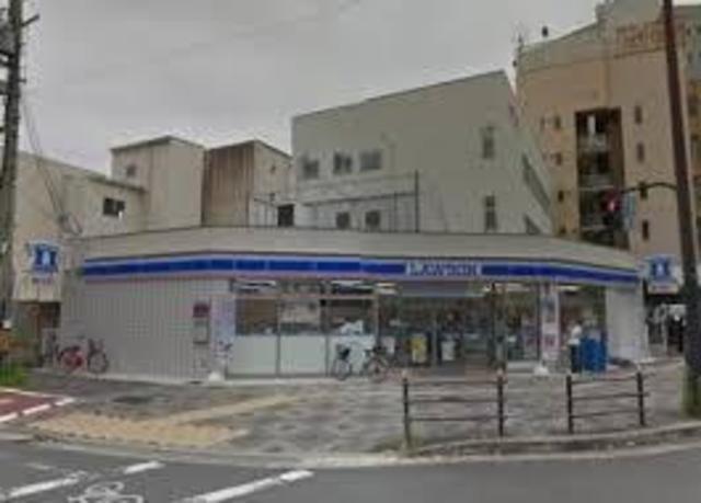 ローソン東中島三丁目店
