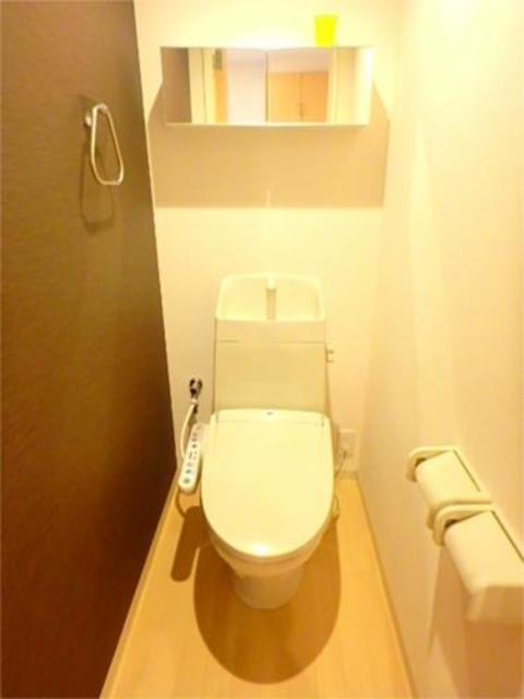 メゾン ハピネストイレ