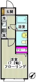 グラン・リーオ東雪谷 206号室