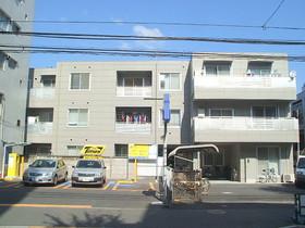 アービスときわ新宿・渋谷行のバス停徒歩1分