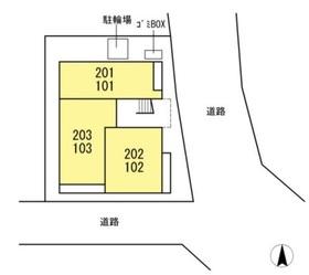 新小金井駅 徒歩17分の外観画像