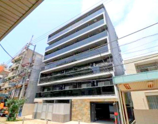 クラリッサ横浜アレッタの外観画像