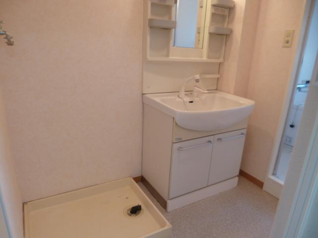 プラザサンタナカ2号館洗面所