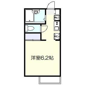 マ・メゾン1階Fの間取り画像