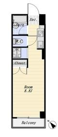 センチュリーハウス戸越 202号室