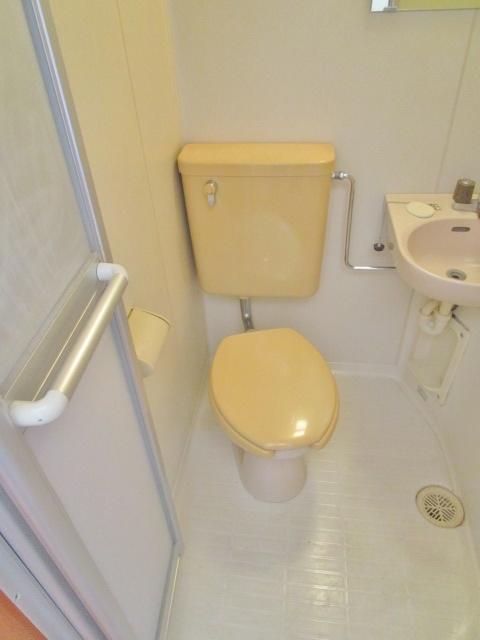 ミヤクレール百草トイレ