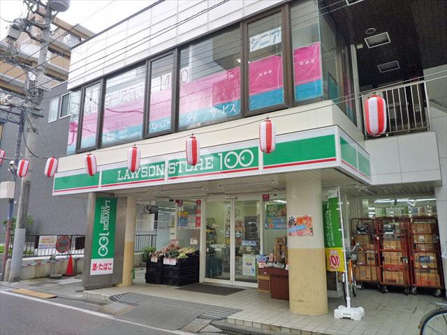 ウイング上福岡[周辺施設]コンビニ