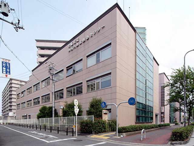 八戸ノ里グリーンハイツ 大阪府立中河内救命救急センター