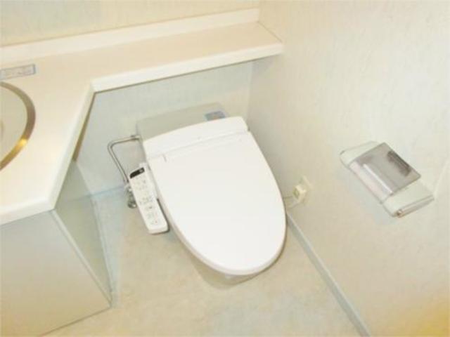 プラネット永山トイレ