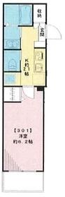 (仮称)フィカーサ東尾久3階Fの間取り画像