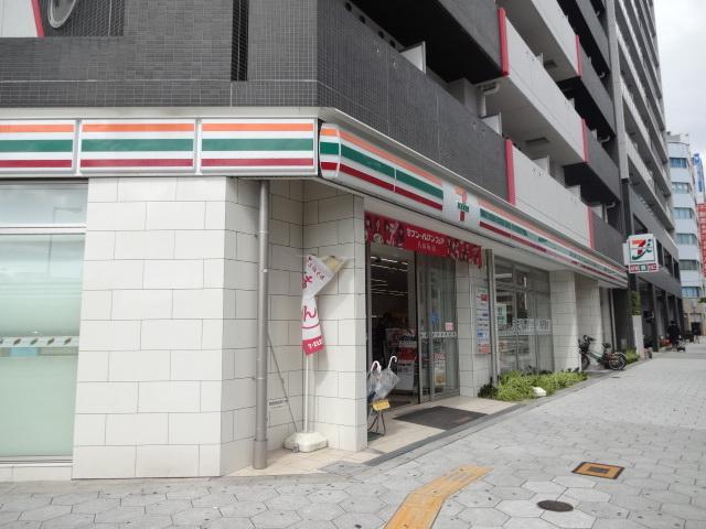 セブンイレブン大阪元町1丁目店