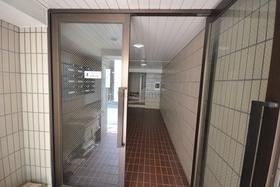 東大島駅 徒歩34分エントランス