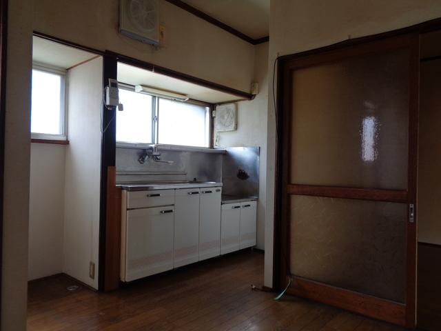 コーポ金井キッチン