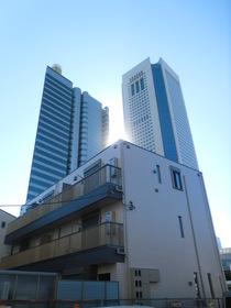 ブリランテ西新宿の外観画像