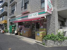 ローソンストア100川崎中島店