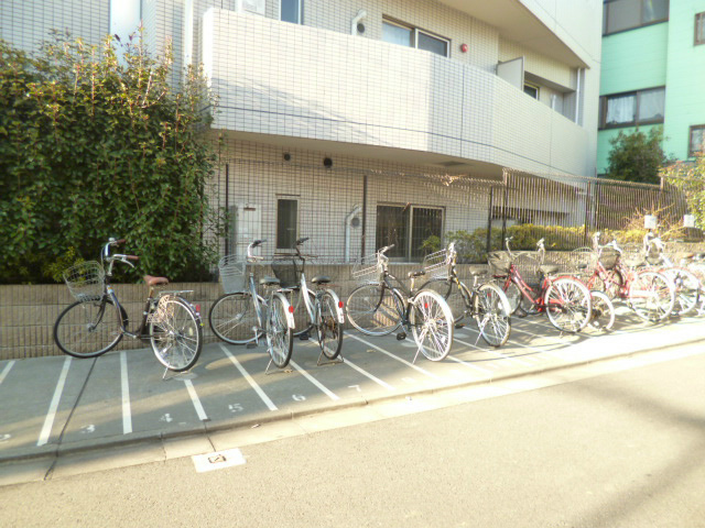 スカイコート大塚第2駐車場