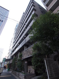 三田駅 徒歩8分外観
