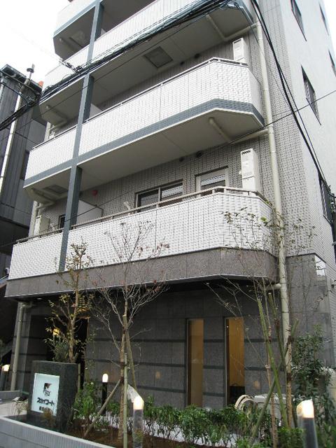 スカイコート隅田公園の外観画像