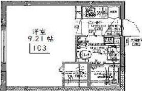 アーバンステージ千石Ⅱ1階Fの間取り画像