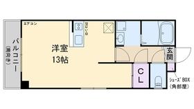 波多江駅 徒歩5分2階Fの間取り画像