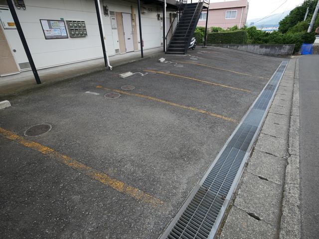 エルディムSK1駐車場