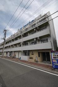 大井町駅 徒歩9分エントランス
