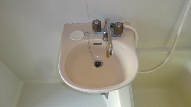 コゼットマンション洗面所